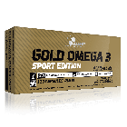 GOLD-OMEGA 3 SPORT EDITION