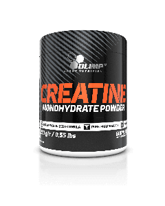 CREATINE MONOHYDRATE POWDER 250g