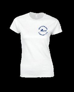 Olimp Shirt Frauen Weiß