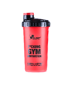 SHAKER OLIMP F*CKING GYM MOTIVATION