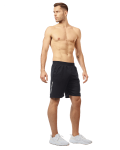 MEN'S SHORTS WORKOUT OLIMP BLACK & WHITE - Olimp Laboratories