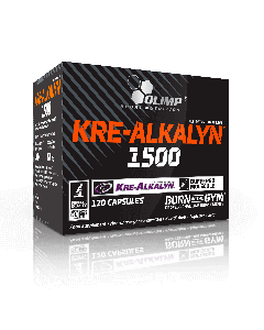 Kre-Alkalyn 1500 - 120 Kapseln - Olimp Laboratories