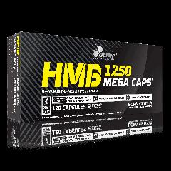 HMB Mega Caps - 120 Kapsułek - Olimp Laboratories