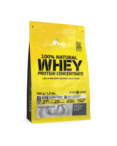 100% NATURAL WHEY PROTEIN CONCENTRATE - 700 g - Olimp Laboratories
