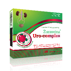 Żurawina Uro-Complex - 15 kapsułek - Olimp Laboratories