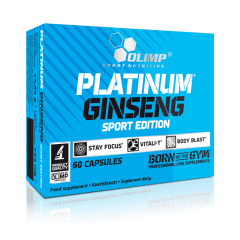 Platinum Ginseng 550 Sport Edition - 60 Kapseln - Olimp Laboratories