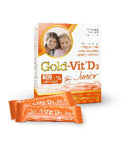 Gold-Vit D3 Junior - 30 saszetek - Olimp Laboratories