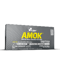 AMOK - 60 kapsułek - Olimp Laboratories