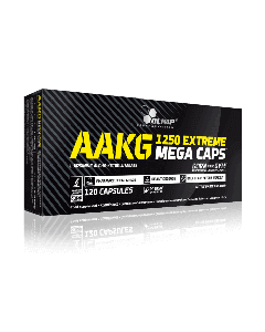 AAKG 1250 Extreme Mega Caps - 120 Kapseln - Olimp Laboratories