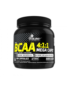 BCAA 4:1:1 Mega Caps - Olimp Laboratories