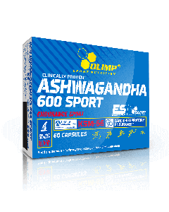 ASHWAGANDHA 600 Sport - Olimp Laboratories