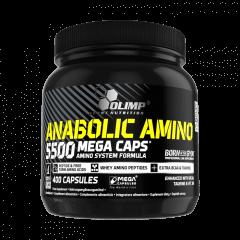 Anabolic Amino 5500 Mega Caps - 30 kapsułek - Olimp Laboratories