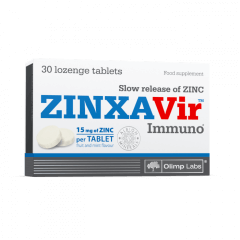 ZINXAVIR IMMUNO - 30 Lozenge tablets - Olimp Laboratories