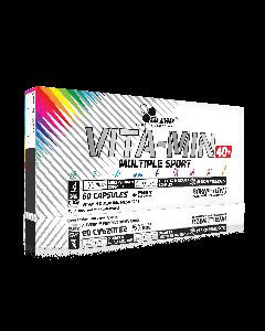 VITA-MIN MULTIPLE SPORT 40+ - 60 kaps - Olimp Laboratories