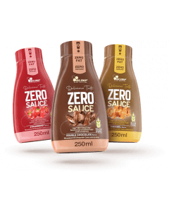 ZERO SAUCE - 250 ml - Olimp Laboratories