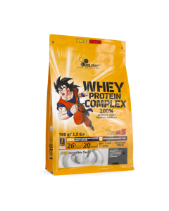 WHEY PROTEIN COMPLEX 100% DRAGON BALL Z - 700 g - Olimp Laboratories
