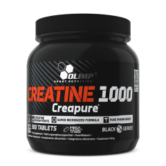 CREATINE 1000 (Creapure®) - 300 tabletek - Olimp Laboratories