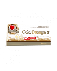 GOLD OMEGA-3 - 60 Kapseln - Olimp Laboratories