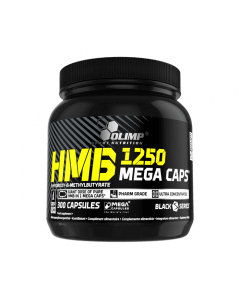 HMB Mega Caps - 300 gélules - Olimp Laboratories
