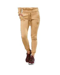 PANTALON POUR FEMME QUEENS GANG - WOMEN'S PANTS WARM SAND - Olimp Laboratories