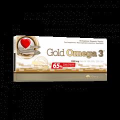 GOLD OMEGA-3 - 60 Kapseln - Olimp Laboratories