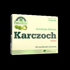 KARCZOCH PREMIUM - 30 kapsułek - Olimp Laboratories