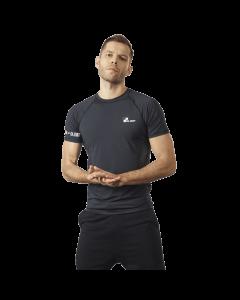 Olimp Men's T-shirt Core Black - Olimp Laboratories