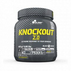 KNOCKOUT 2.0 - 400 g - Olimp Laboratories