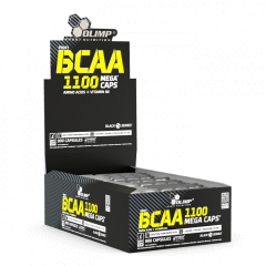 BCAA 1100 Mega Caps - 30 Capsules - Olimp Laboratories