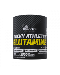 ROCKY ATHLETES GLUTAMINE - Olimp Laboratories