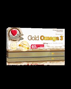 Gold Omega 3 - 60 kapsułek - Olimp Laboratories