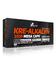 Kre-Alkalyn 2500 Mega Caps - 120 Kapseln - Olimp Laboratories