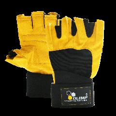 Training gloves - HARDCORE RAPTOR yellow - Olimp Laboratories