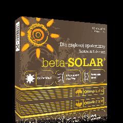 Beta Solar - 30 kapsułek - Olimp Laboratories