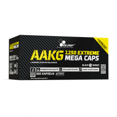 AAKG 1250 Extreme Mega Caps - 300 Kapseln - Olimp Laboratories