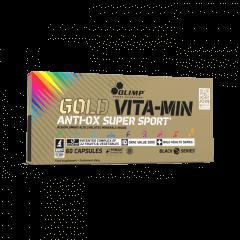 GOLD VITA-MIN anti-OX SUPER SPORT - Olimp Laboratories