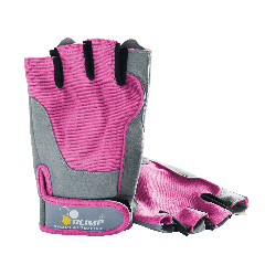 Training gloves - FITNESS ONE pink - Olimp Laboratories
