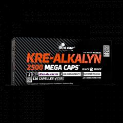 Kre-Alkalyn 2500 Mega Caps - 120 gélules - Olimp Laboratories