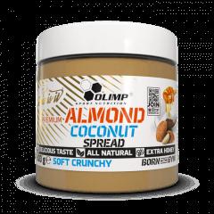 Almond Coconut Spread - 300 g - Olimp Laboratories