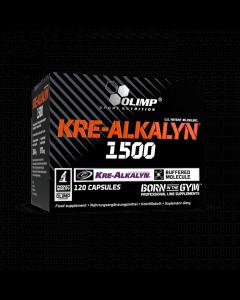 Kre-Alkalyn 1500 - 120 Kapseln - Olimp Laboratories