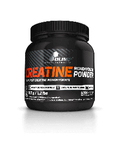 CREATINE MONOHYDRATE POWDER 550g - Olimp Laboratories