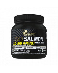 Gold Salmon 12000 Mega Tabs - Olimp Laboratories
