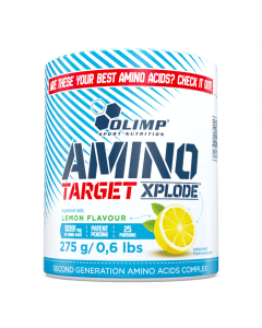 Amino Target Xplode - 275 g - Olimp Laboratories