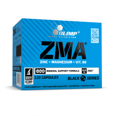 ZMA - 120 kapsułek - Olimp Laboratories