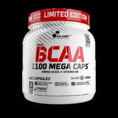 BCAA 1100 Mega Caps Limited Edition - 400 kapsułek - Olimp Laboratories