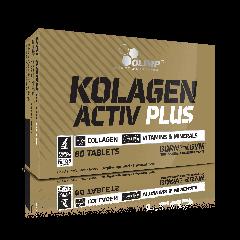 Kolagen Activ Plus Sport Edition - 80 Tabletten - Olimp Laboratories