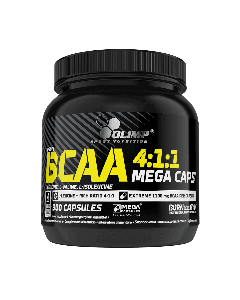 BCAA 4:1:1 Mega Caps - 300 kapsułek - Olimp Laboratories