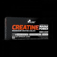CREATINE MAGNA POWER Mega Caps - 120 capsules - Olimp Laboratories