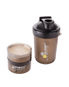 Shaker Olimp - SMART SHAKE BLACK LABEL - Olimp Laboratories
