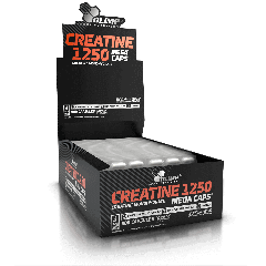 Creatine 1250 Mega Caps - 30 kapsułek - Olimp Laboratories